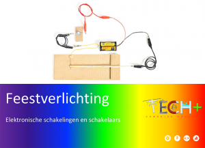 Hacking STEM – Feestverlichting