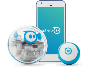 Sphero in beweging!