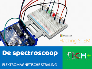 Hacking STEM – Spectroscoop